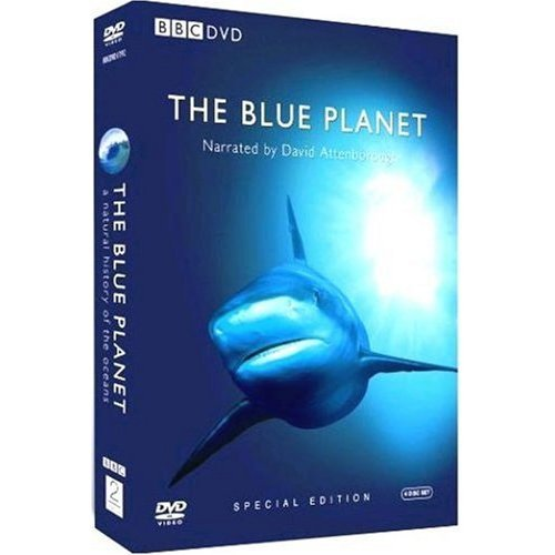 The Blue Planet Complete Series Special Edition DVD