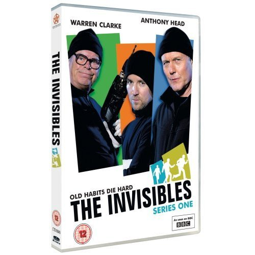 The Invisibles Series 1 DVD