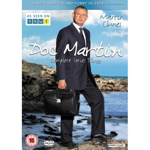 Doc Martin Series 3 DVD