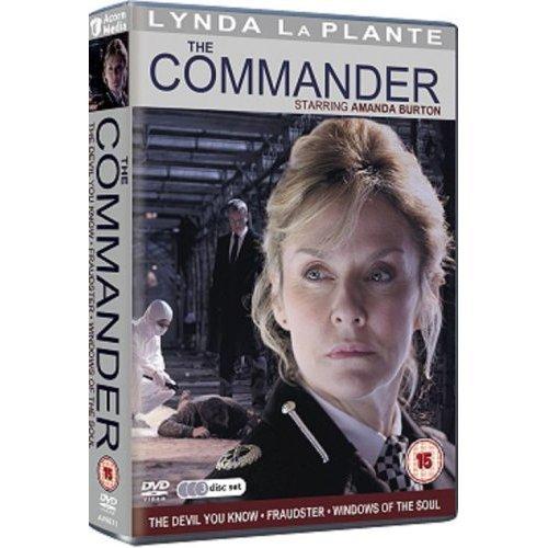 The Commander: Part 2 Lynda LaPlante Vol 4-6 DVD