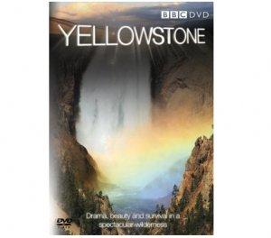 Yellowstone BBC DVD