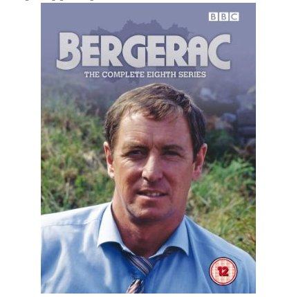 Bergerac Series 8 DVD