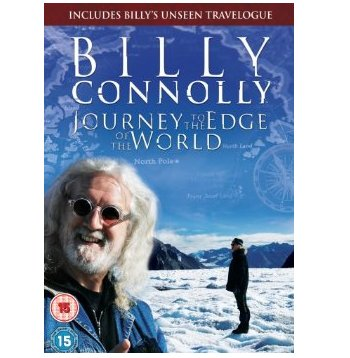 Journey to the Edge of the World Billy Connolly DVD