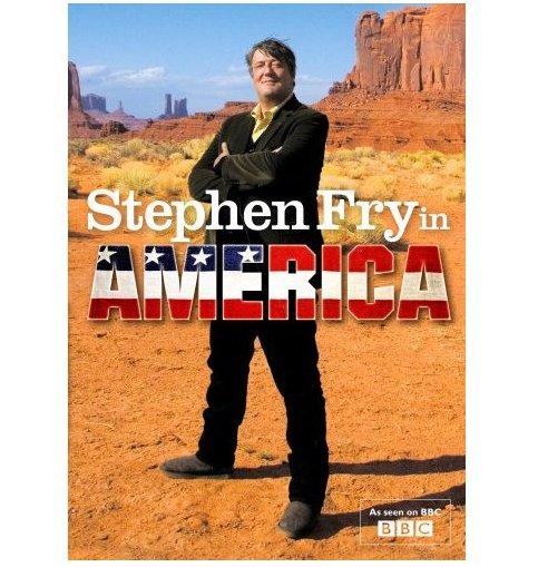 Stephen Fry in America DVD