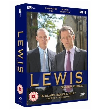 Lewis Series 3 DVD