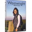 Wainwright Walks Coast to Coast Julia Bradbury DVD