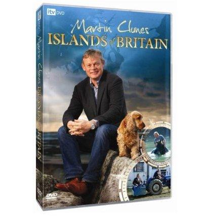 Islands of Britain Martin Clunes DVD