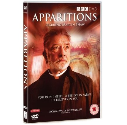 Apparitions Martin Shaw DVD