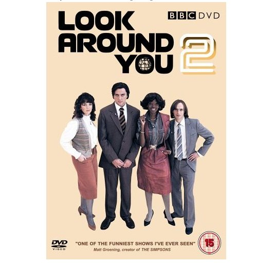 Look Around You Series 2 DVD