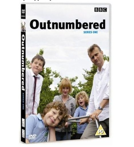 Outnumbered Series 1 DVD