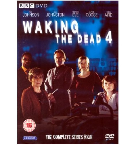 Waking the Dead Series 4 DVD