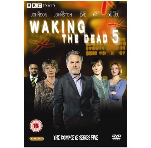 Waking the Dead Series 5 DVD