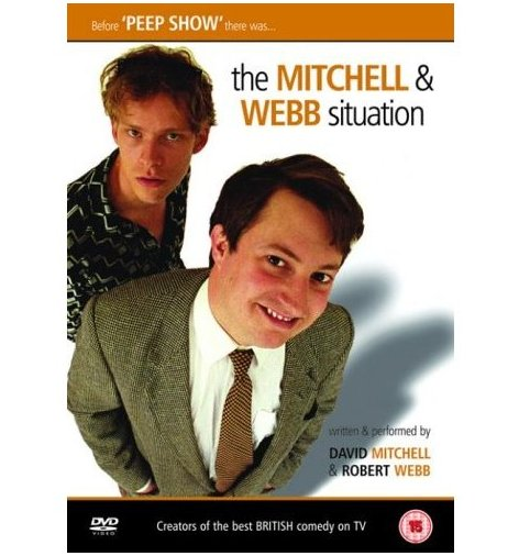 The Mitchell and Webb Situation DVD