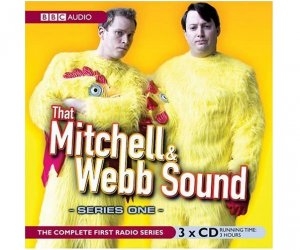That Mitchell and Webb Sound Series 1 CD