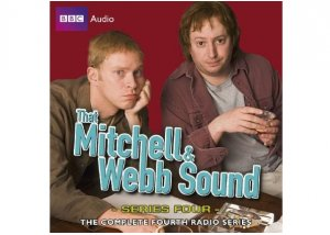 That Mitchell and Webb Sound Series 4 CD