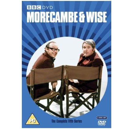 Morecambe and Wise BBC Series 5 DVD