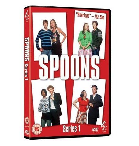 Spoons Series 1 DVD