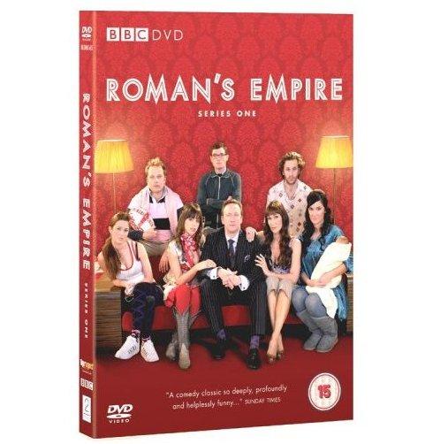 Roman's Empire DVD