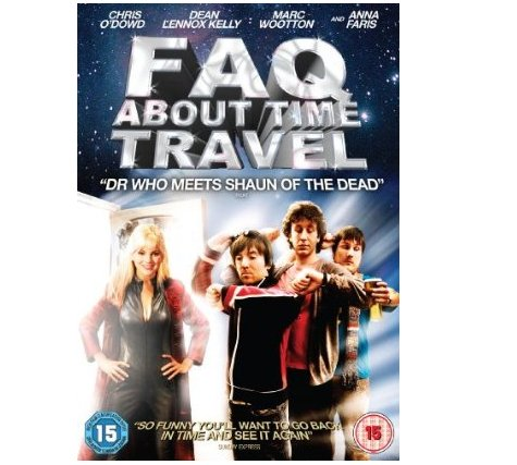 Frequently Asked Questions About Time Travel DVD