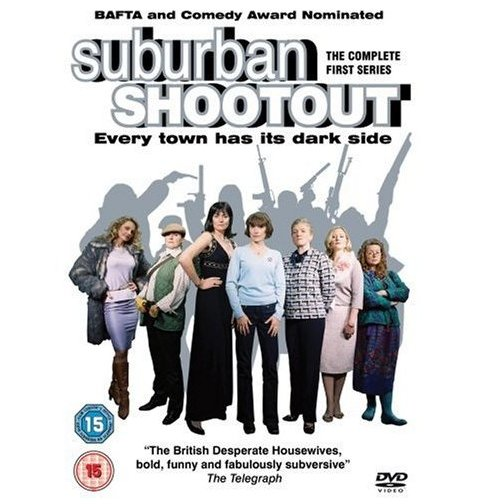 Suburban Shootout Series 1 DVD