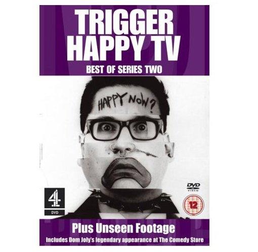 Trigger Happy TV Best of Series 2 DVD
