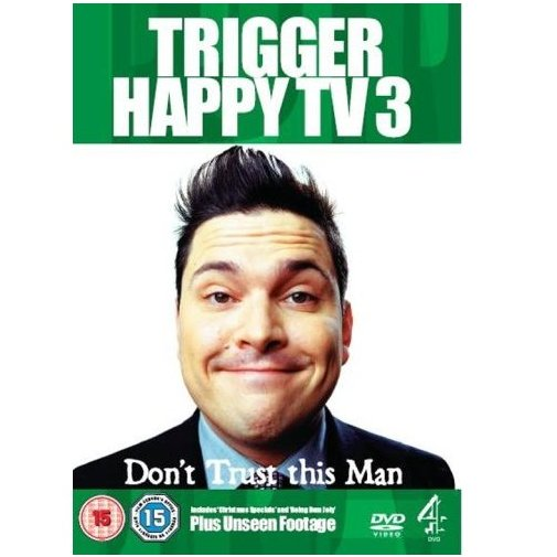 Trigger Happy TV Best of Series 3 DVD