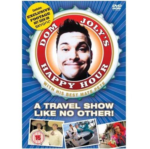 Dom Joly's Happy Hour DVD
