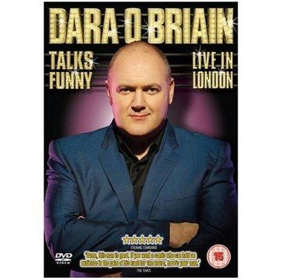 Dara O'Briain Talks Funny Live in London 2008 DVD