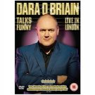 Dara O'Briain Talks Funny Live in London 2008 DVD