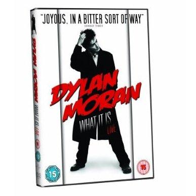 Dylan Moran What It Is DVD