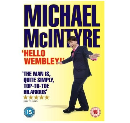 Michael McIntyre Live 2009 DVD
