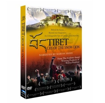 Tibet: Cry of the Snow Lion DVD