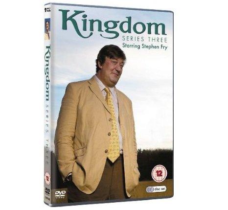 Kingdom Stephen Fry Series 3 DVD
