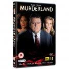 Murderland Robbie Coltrane DVD