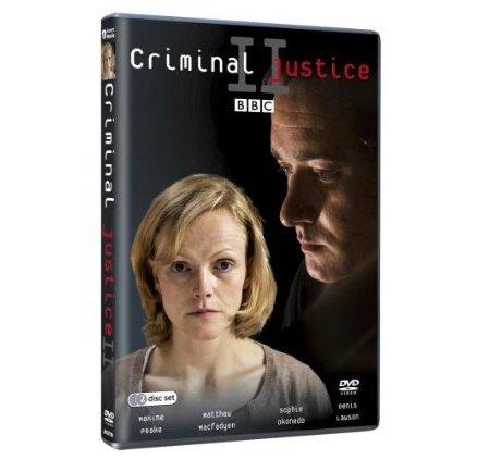 Criminal Justice Series 2 DVD