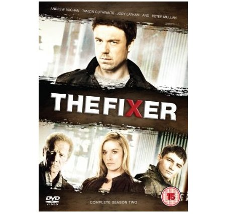The Fixer Series 2 DVD
