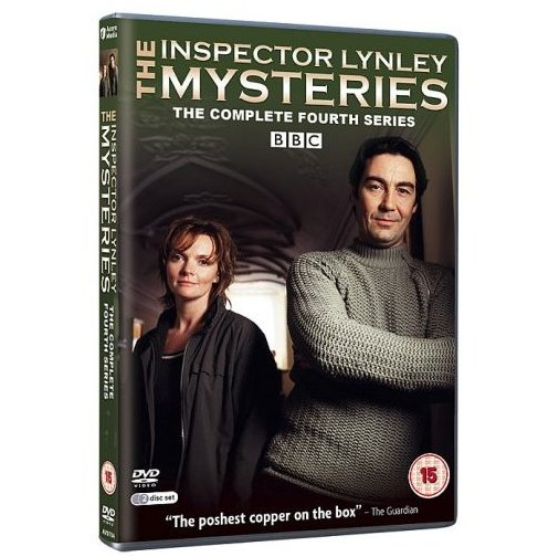 The Inspector Lynley Mysteries Series 4 DVD