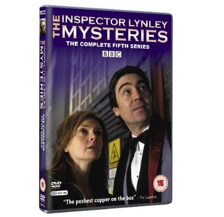 The Inspector Lynley Mysteries Series 5 DVD