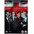 Law and Order: UK Series 1 DVD