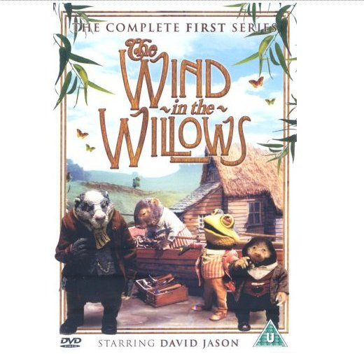 The Wind in the Willows Series 1 DVD