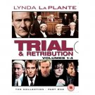 Trial and Retribution Lynda LaPlante The 1st Collection Volumes 1 - 4 DVD