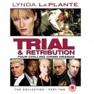 Trial and Retribution Lynda LaPlante The 2nd Collection Volumes 5 - 8 DVD