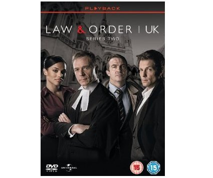 Law and Order: UK Series 2 DVD