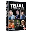 Trial and Retribution Lynda LaPlante The 4th Collection Volumes 12 - 14 DVD