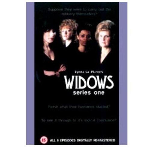 Widows Series 1 Lynda LaPlante DVD (1983)