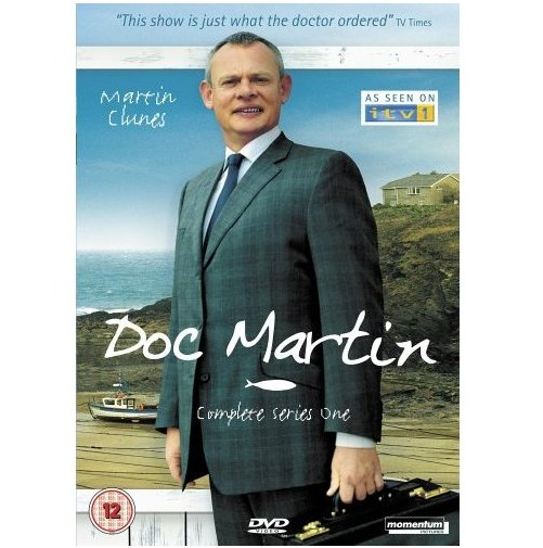Doc Martin Series 1 Martin Clunes DVD