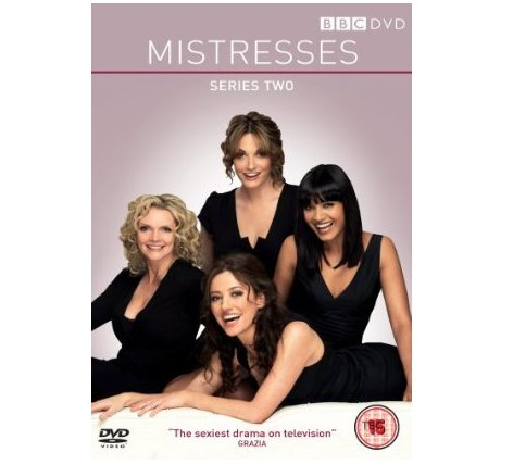 Mistresses Series 2 DVD