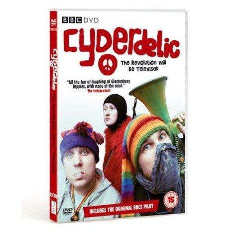 Cyderdelic DVD
