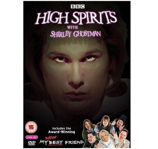 High Spirits with Shirley Ghostman & My New Best Friend DVD