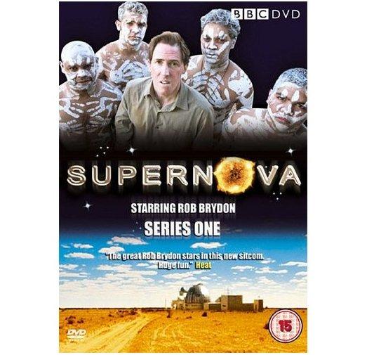 Supernova Series 1 DVD